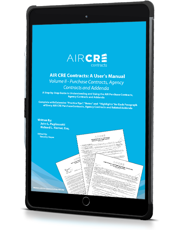 About The Books Air Cre Contracts Manual